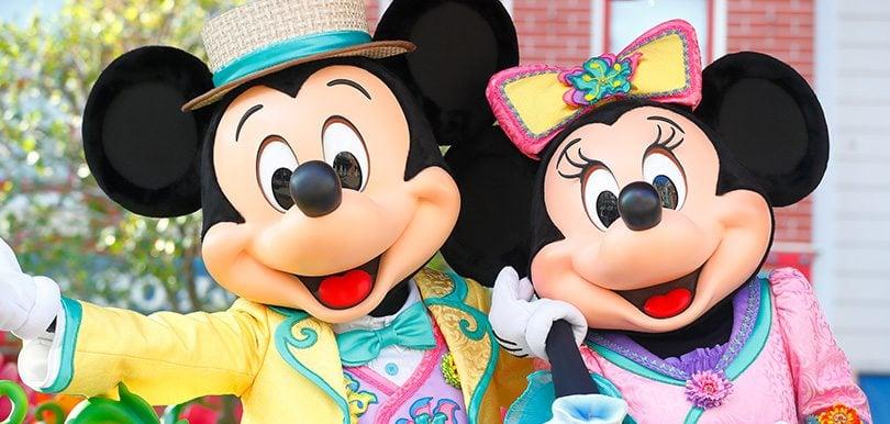 【春日限定必影!】與迪士尼朋友影盡5個打卡位