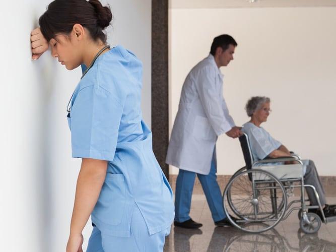 媽媽護士長專欄|鬧完護士,個病人就會好?