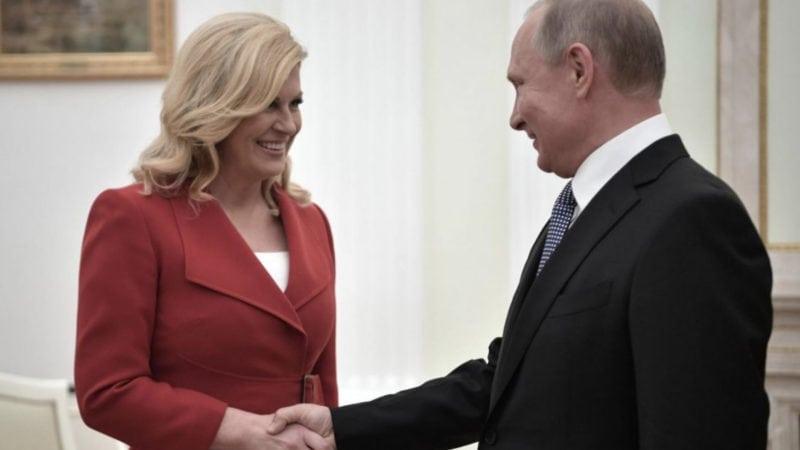 不一樣的媽媽!克羅地亞女總統有個優秀女兒