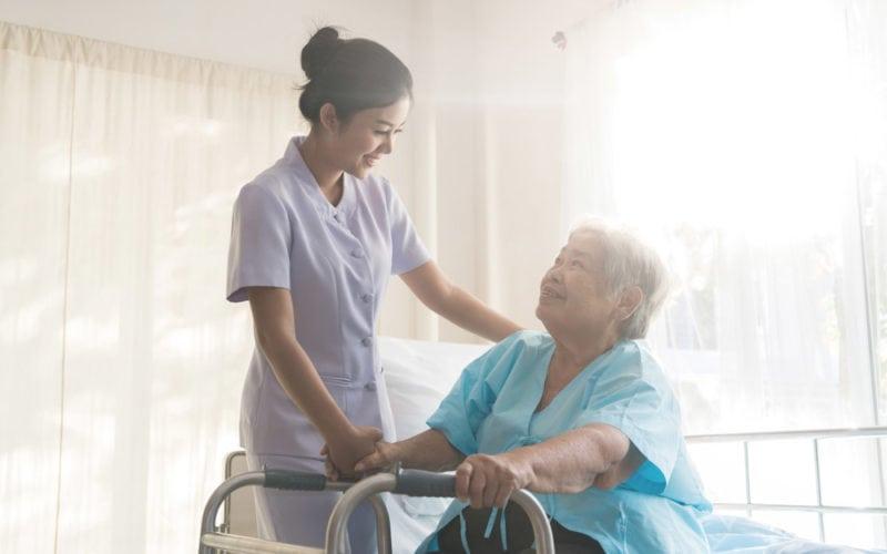 媽媽護士長專欄|簡單一招讓所有病人都愛你