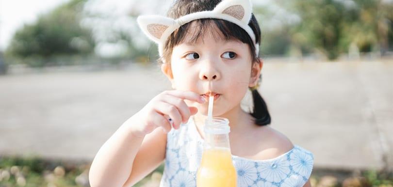 飲果汁好過飲汽水?果汁對兒童成長弊多於利