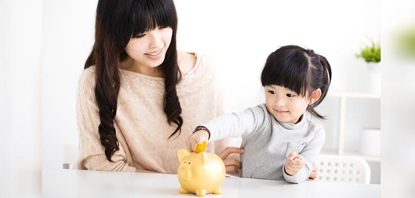理財專家專欄|何時才適合培育孩子正確的理財觀念?