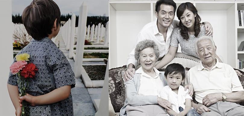 仁濟醫院專欄#6|如何告訴孩子親人離世?註冊社工吳聯妹