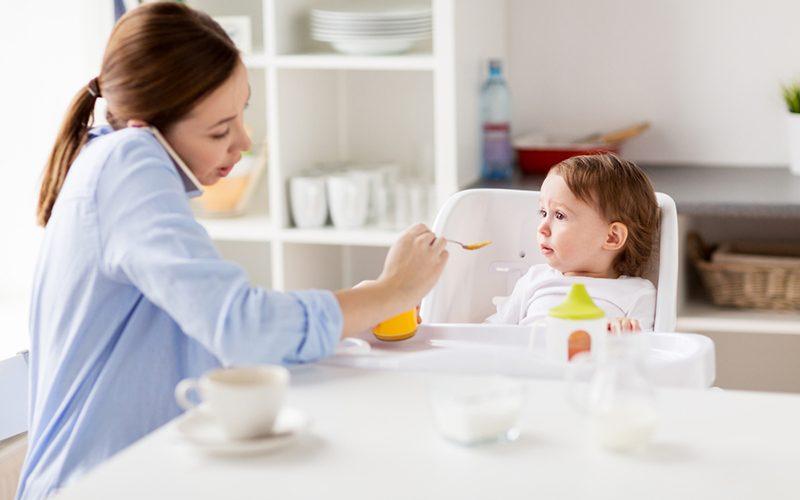 幼兒良好飲食習慣8大宜忌遠離電子奶嘴