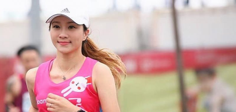 兩孩子母Joanne Li:一切因貪靚而起,跑出健康人生