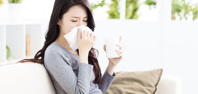 輕鬆應對轉季鼻敏感問題