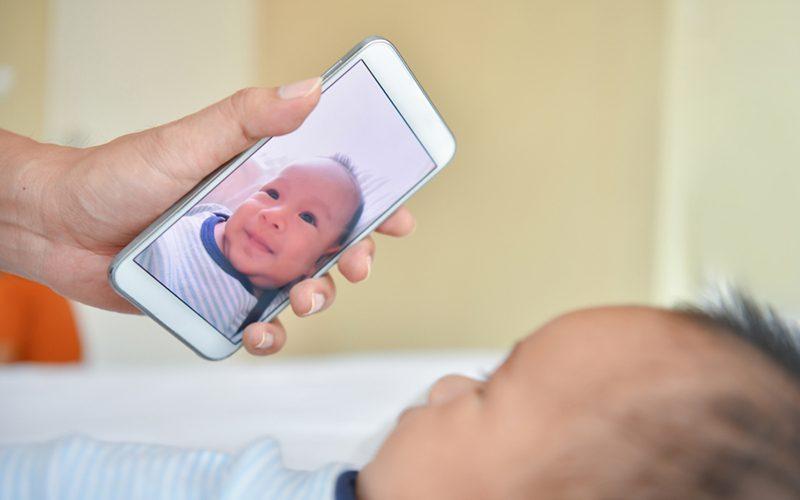 世衛首作明確建議一歲以下應禁絕電子屏幕
