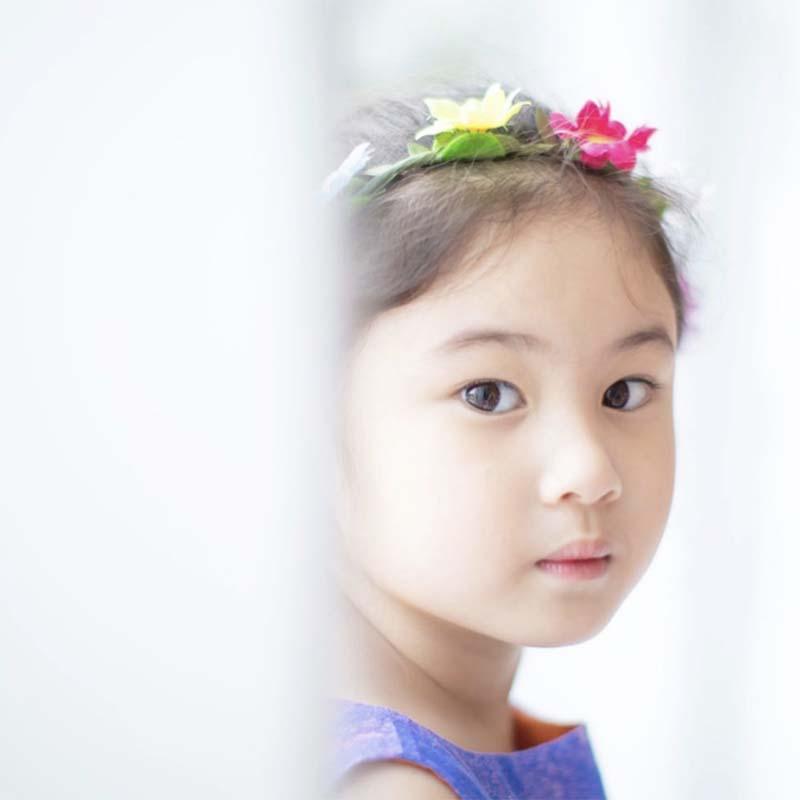 梁浸浸四歲生日彩虹主題派對慶生