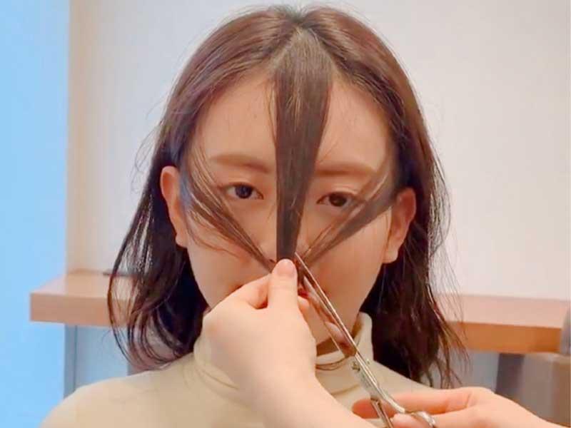 韓國髮型師專長:髮線修容