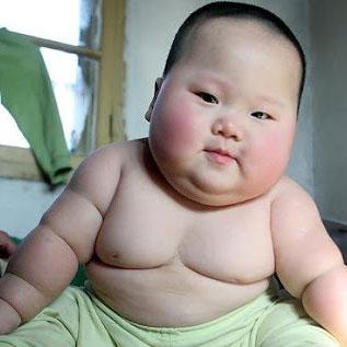 美國研究發現:幼兒食過量中年後易患糖尿病