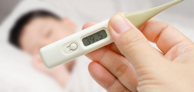22個月男嬰冇打預防針感染甲流情況嚴重