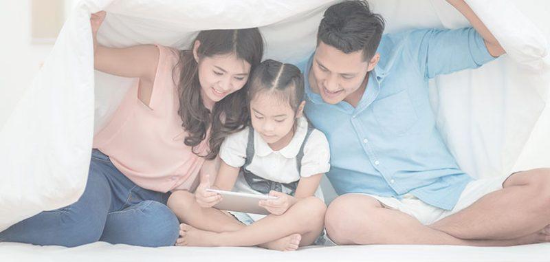 爸爸講故事,比媽媽更能啟發孩子創意想像空間