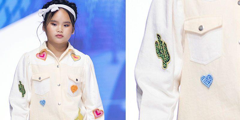 時裝設計師 Mountain Yam 預告:2020 春夏童裝潮流元素