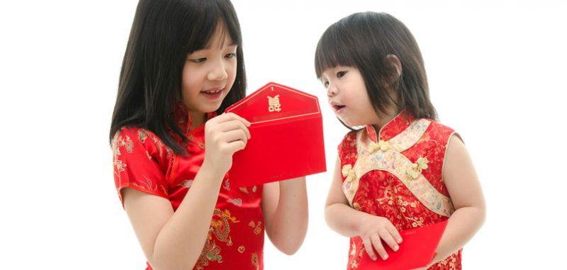 利是分三份!把握新年好機會,給孩子上學習理財第一課