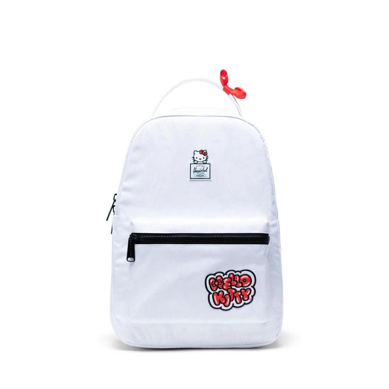 Herschel Supply x Hello Kitty Nova Backpack 中型背囊(HK$820)