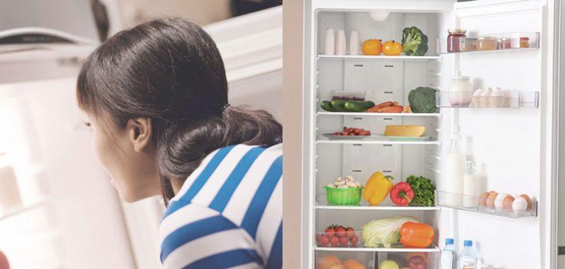 7 個雪櫃收納秘技 令食物更保鮮更企理!