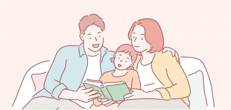言語治療4:親子共讀提升說話能力(完)