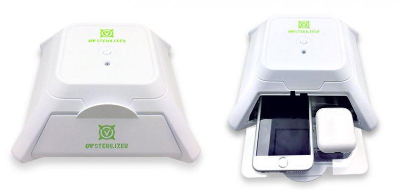 UV Sterilizer紫外線消毒機