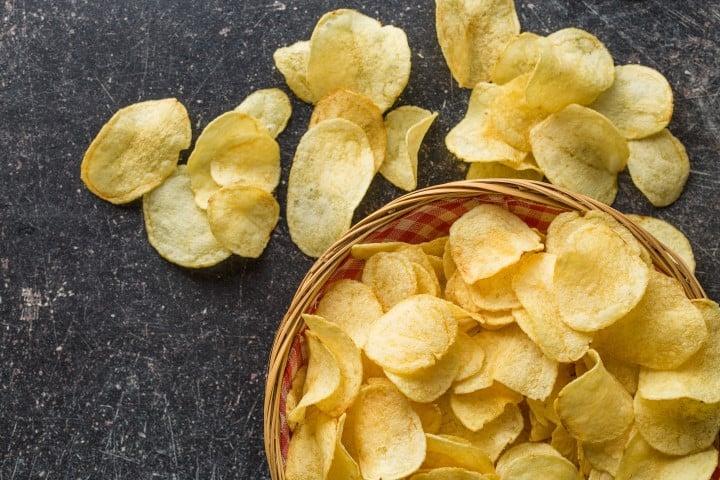 消委會測試香脆零食含致癌物丙烯酰胺