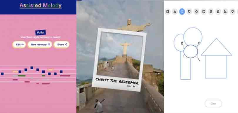 親子視藝課 Google新出5個免費視藝互動APP