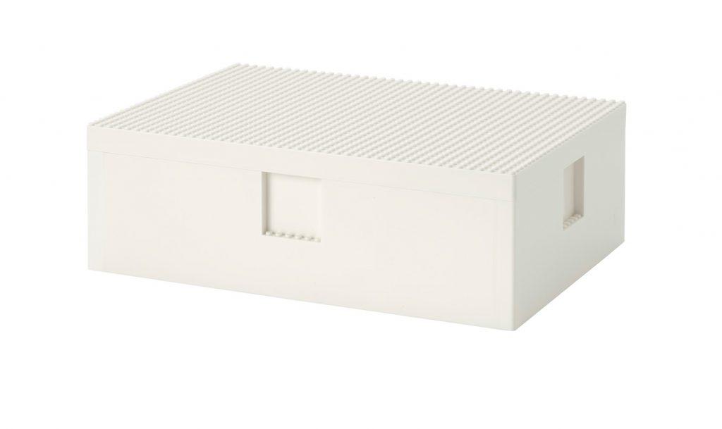 BYGGLEK連蓋貯物盒(中)HK$159.90
