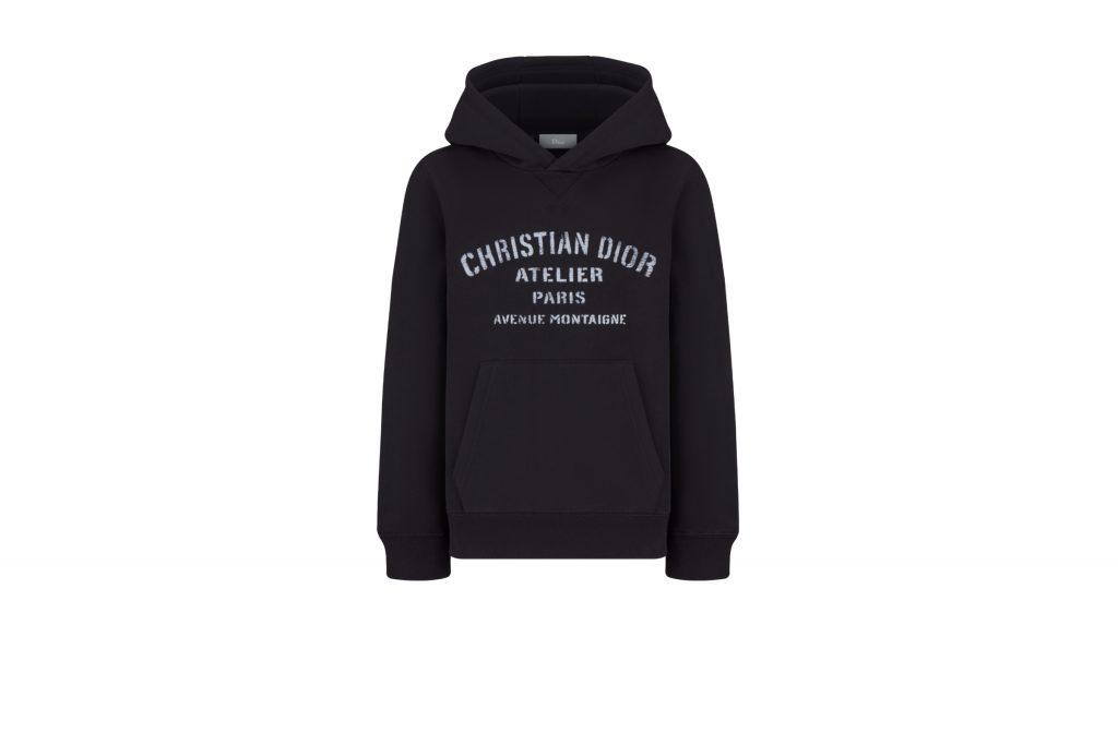 Dior Baby 黑色連帽衛衣 HK$5,400