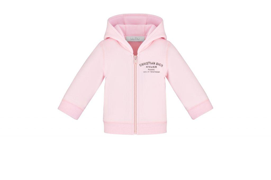 Dior Baby 粉紅色外套 HK$4,200