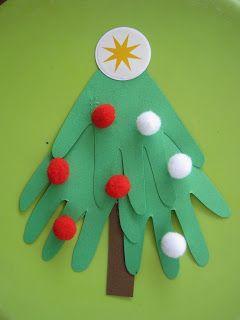 文具舖買簡單材料二小時完成!12款親子圖工聖誕樹