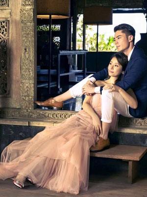 林心如都選香港品牌拍婚照