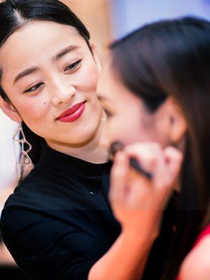 【新娘必學】日籍化妝師的自然妝秘技