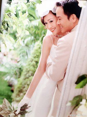 梁小冰陳嘉輝結婚週年曬密照
