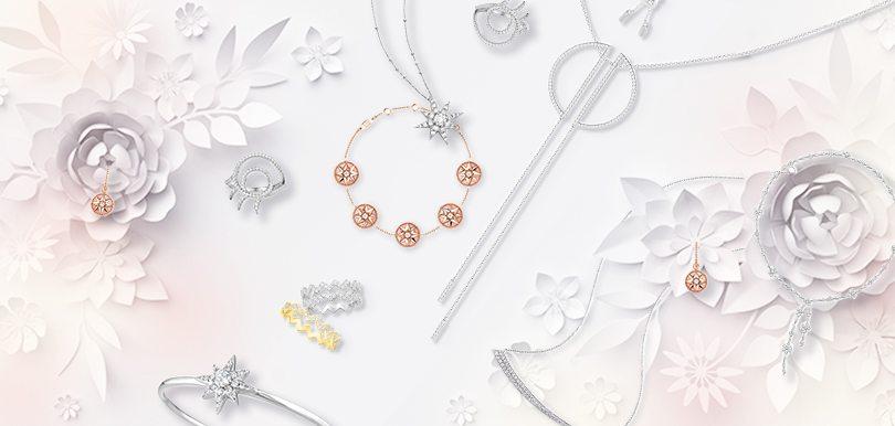 【擺脫俗氣】 簡約珠寶讓新娘提升氣質