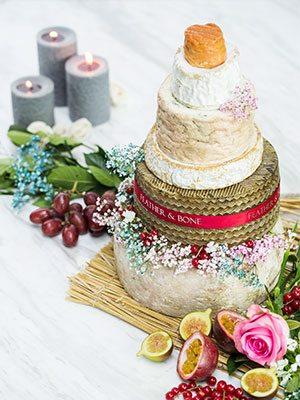 【幸福芝味】芝士塔取代結婚蛋糕