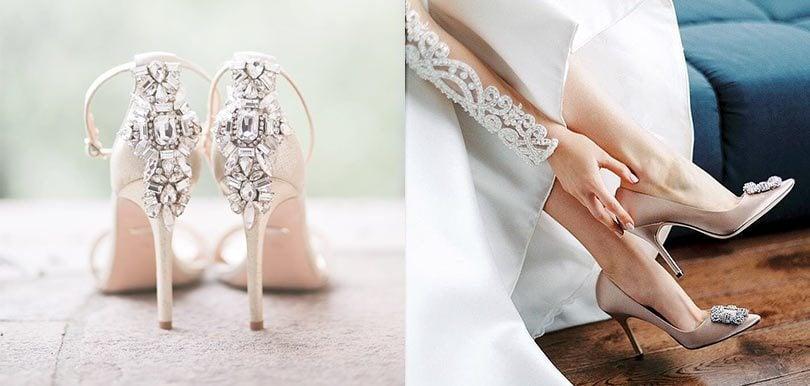 時尚婚鞋必備的3大元素