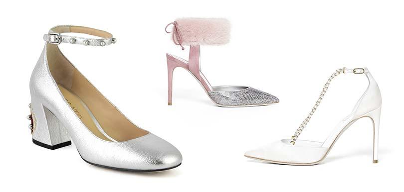 【編輯精選】8對意想不到的婚鞋