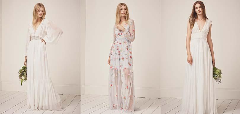 【Kate Moss都有份】取材自名人的婚紗