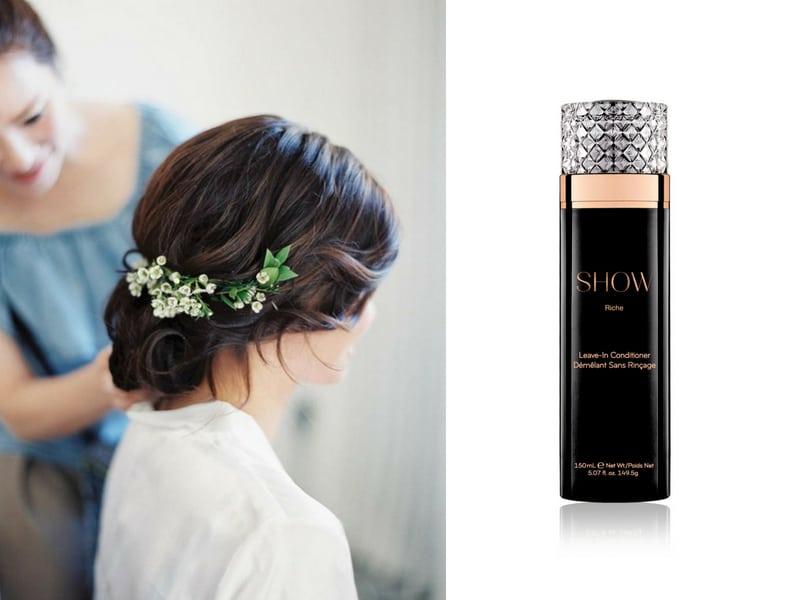 別讓頭髮搞破壞!新娘要注意髮絲抗乾防燥