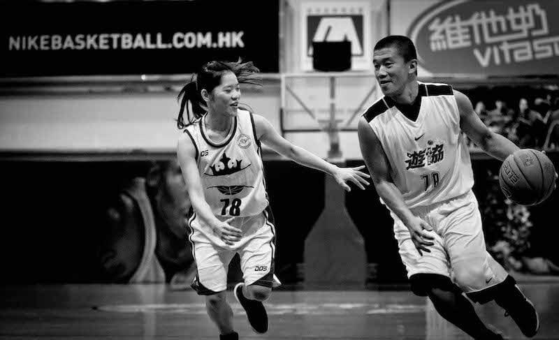 籃球夫妻宗銘達鄭美婷相愛十五年專訪