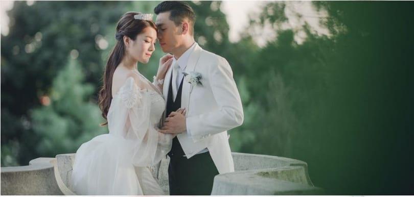 為什麼特別美?已是陸漢洋太太的苟芸慧,拍攝兩輯絕美婚照的秘密技巧!