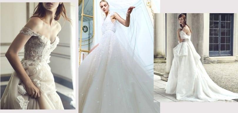 追縱婚紗時裝週!最新2019秋冬婚紗趨勢都在這裡