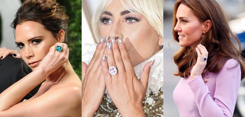 時尚指標凱特王妃、碧咸嫂、Lady Gaga都轉戴這幾款珠寶,你有留意嗎?