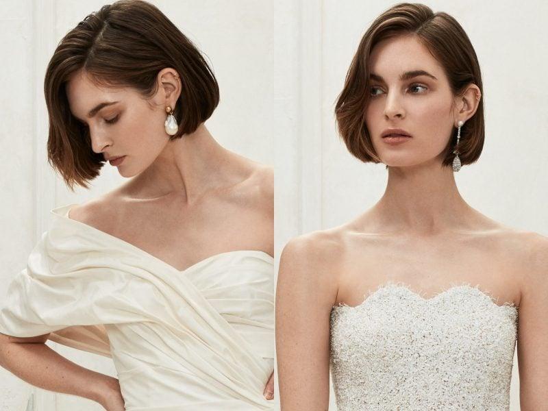 新娘顯瘦髮型