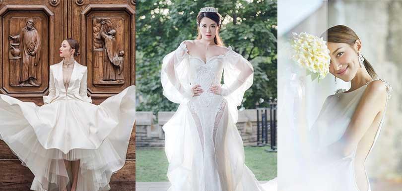 準新娘要知!按身形揀婚紗大智慧小貼士