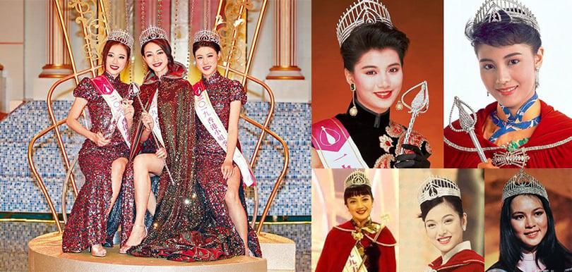 香港小姐48年來首度停辦!盤點歷屆10大港姐冠軍之最