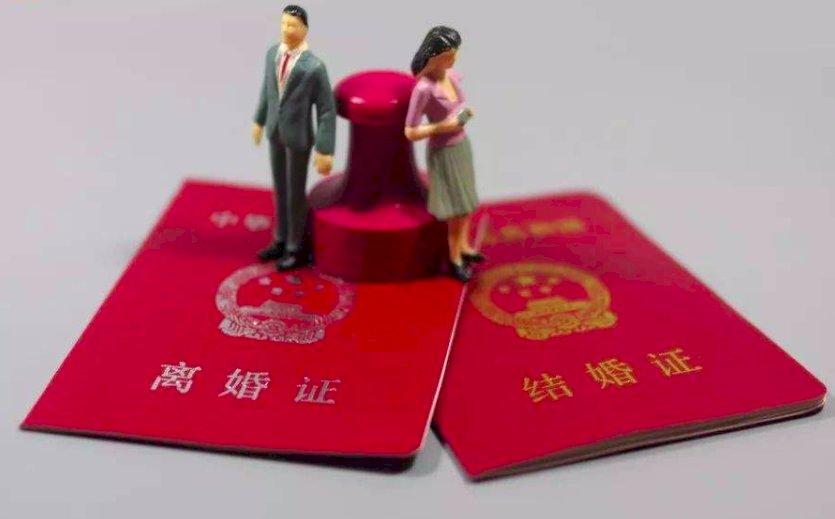 離婚個案有上升的趨勢