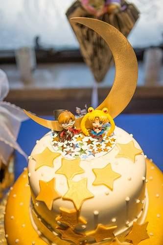 結婚蛋糕等都是主題造型