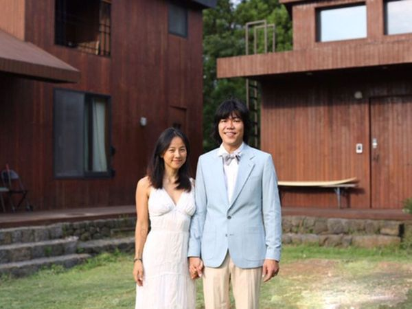 李孝利與丈夫在濟州島生活