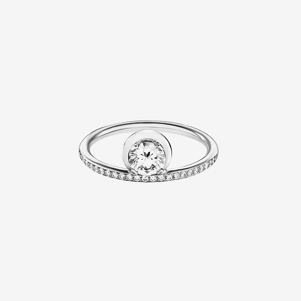 由簡潔到奢華,Hermès 2020年結婚戒指新登場!最平HK$6,300即可入手