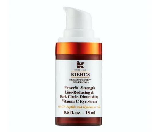 Kiehl's Powerful-Strength Line-Reducing & Dark Circle-Diminishing Vitamin C Eye Serum 醫學維他命C淡紋亮眼精華霜
