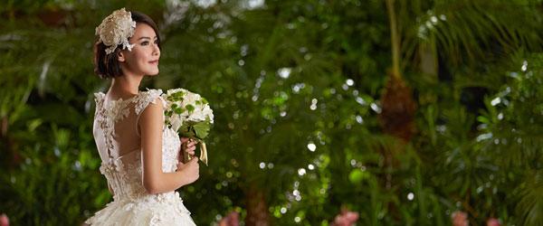 港島香格里拉大酒店X 何國鉦2014 婚宴展覽